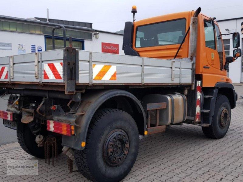 LKW des Typs Mercedes-Benz Unimog U 400 Wechsellenkung, Kriechgang EHS,, Gebrauchtmaschine in Kulmbach (Bild 4)