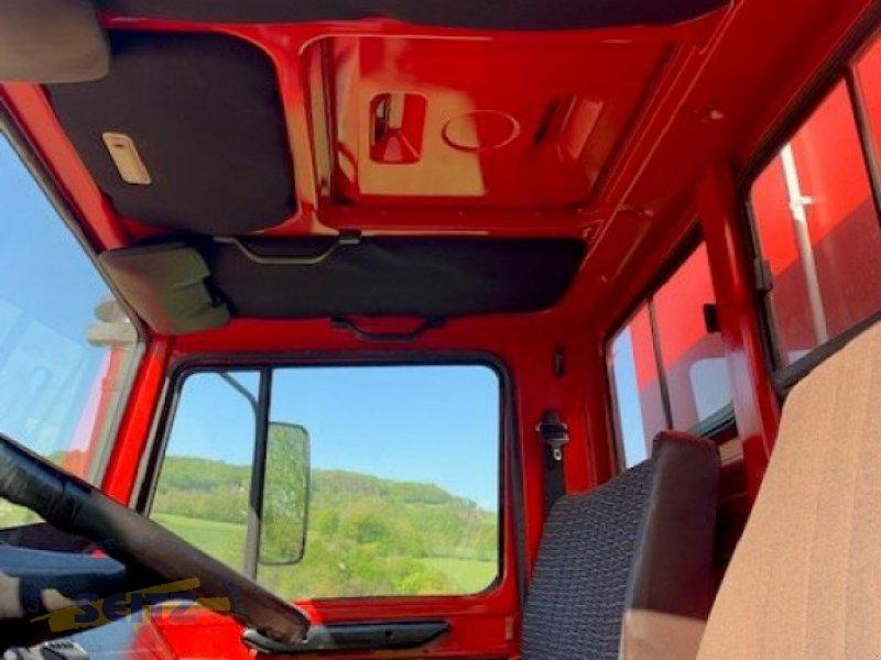 LKW typu Mercedes-Benz Unimog U 427/12 - U1600, Gebrauchtmaschine v Lindenfels-Glattbach (Obrázok 14)