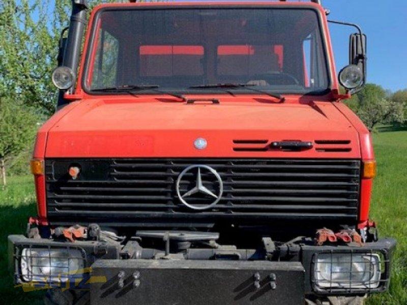 LKW typu Mercedes-Benz Unimog U 427/12 - U1600, Gebrauchtmaschine v Lindenfels-Glattbach (Obrázok 19)