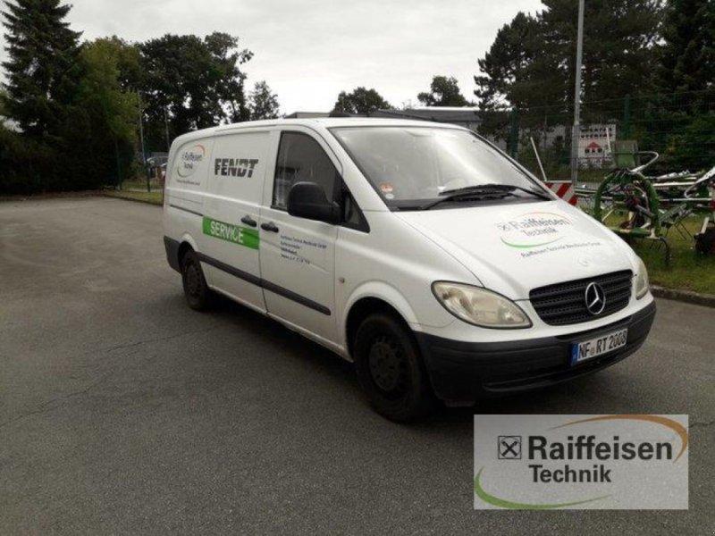 LKW des Typs Mercedes-Benz Vito 109 CDI KA/ L4x2 arktikweiss, Gebrauchtmaschine in Kisdorf (Bild 1)