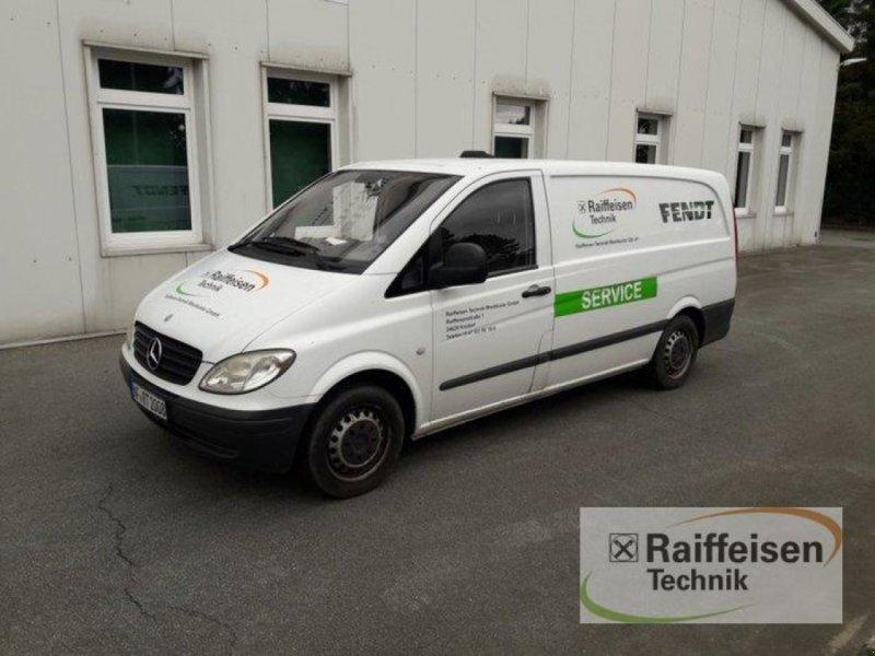 LKW des Typs Mercedes-Benz Vito 109 CDI KA/ L4x2 arktikweiss, Gebrauchtmaschine in Kisdorf (Bild 13)