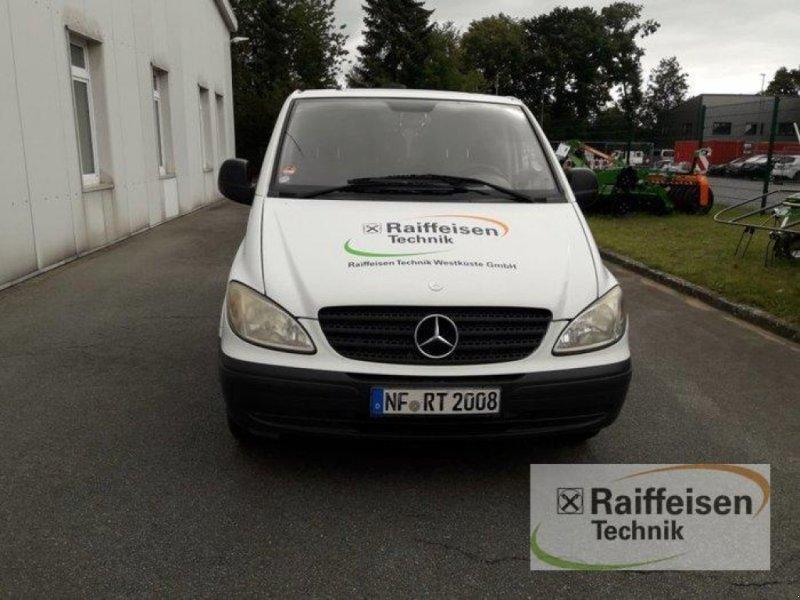 LKW des Typs Mercedes-Benz Vito 109 CDI KA/ L4x2 arktikweiss, Gebrauchtmaschine in Kisdorf (Bild 8)