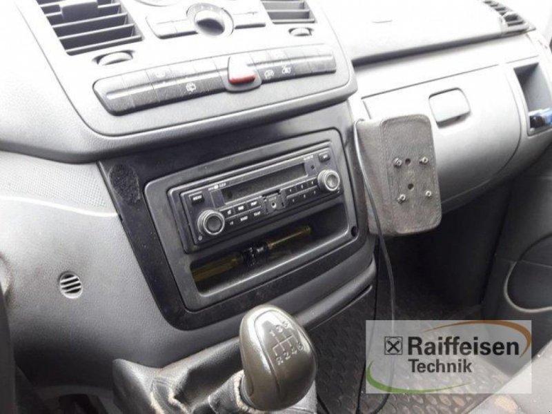 LKW des Typs Mercedes-Benz Vito 109 CDI KA/ L4x2 arktikweiss, Gebrauchtmaschine in Kisdorf (Bild 15)