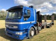 Renault 370  MED  MILJØFILTER 12 ton kran Φορτηγό
