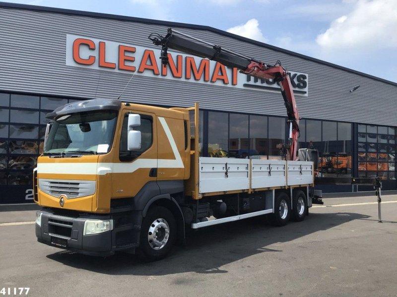 LKW tipa Renault Premium 410 DXI Fassi 17 ton/meter laadkraan, Gebrauchtmaschine u ANDELST (Slika 1)