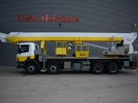 Scania 124C 420 8x4 Wumag WT 620 Nákladné auto