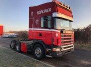 Scania 144 530HK Topliner Hydraulik Φορτηγό