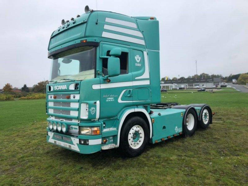 Kép Scania 164 V 8 164-580