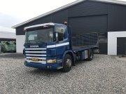 Scania 94D 220 Maskintransporter Nákladné auto