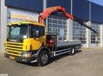 LKW tip Scania P 94.220 Palfinger 18 ton/meter laadkraan in ANDELST