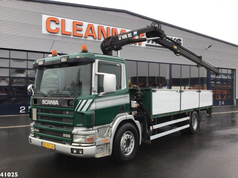 LKW tipa Scania P 94.260 Euro 2 Hiab 10 ton/meter laadkraan, Gebrauchtmaschine u ANDELST (Slika 1)