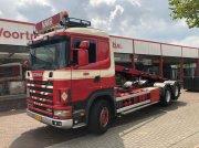 Scania R 144GB 6X2 NZ 90180 Φορτηγό