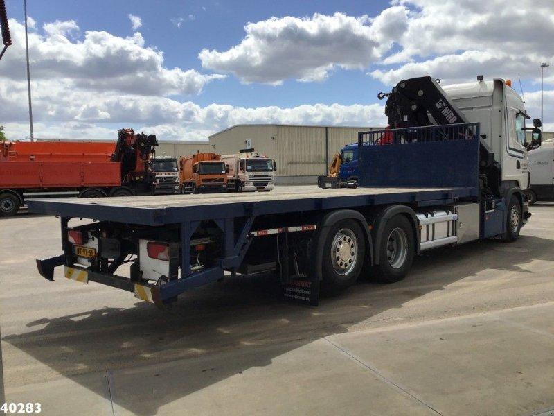 LKW tip Scania R 380 Hiab 37 ton/meter laadkraan, Gebrauchtmaschine in ANDELST (Poză 4)