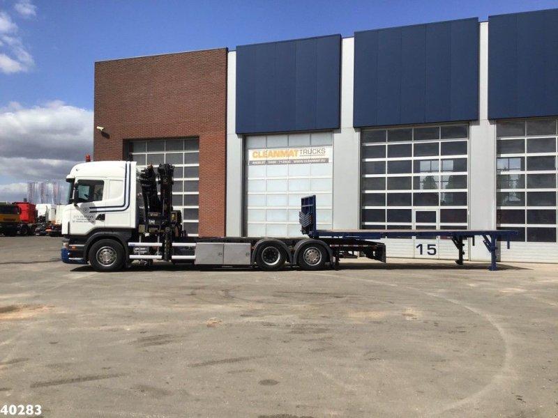 LKW tip Scania R 380 Hiab 37 ton/meter laadkraan, Gebrauchtmaschine in ANDELST (Poză 7)