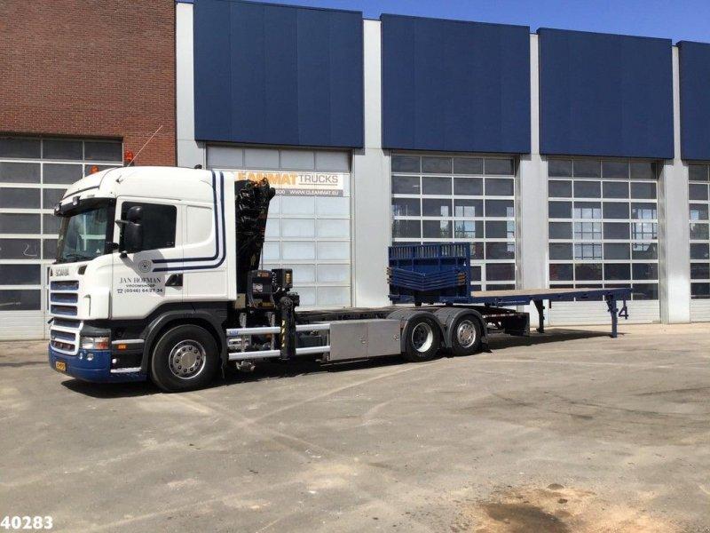 LKW tip Scania R 380 Hiab 37 ton/meter laadkraan, Gebrauchtmaschine in ANDELST (Poză 2)