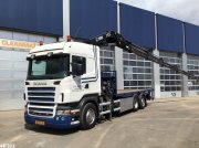 LKW tip Scania R 380 Hiab 37 ton/meter laadkraan, Gebrauchtmaschine in ANDELST