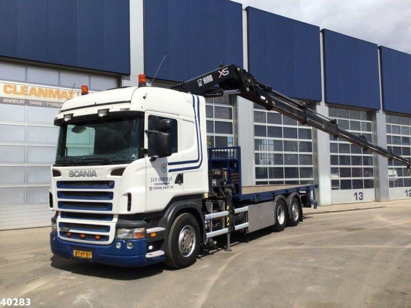LKW tip Scania R 380 Hiab 37 ton/meter laadkraan, Gebrauchtmaschine in ANDELST (Poză 1)