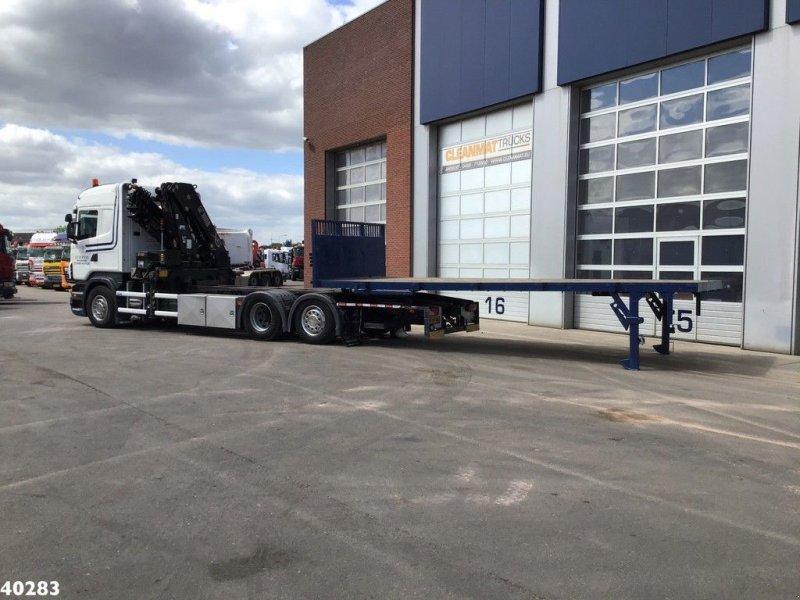 LKW tip Scania R 380 Hiab 37 ton/meter laadkraan, Gebrauchtmaschine in ANDELST (Poză 8)