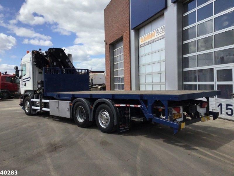 LKW tip Scania R 380 Hiab 37 ton/meter laadkraan, Gebrauchtmaschine in ANDELST (Poză 3)