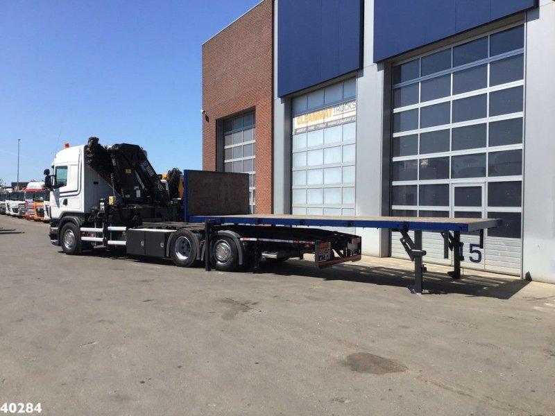 LKW tip Scania R 380 Hiab 42 ton/meter laadkraan, Gebrauchtmaschine in ANDELST (Poză 3)