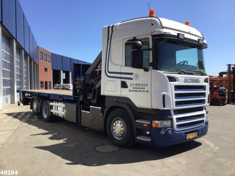 LKW tip Scania R 380 Hiab 42 ton/meter laadkraan, Gebrauchtmaschine in ANDELST (Poză 6)