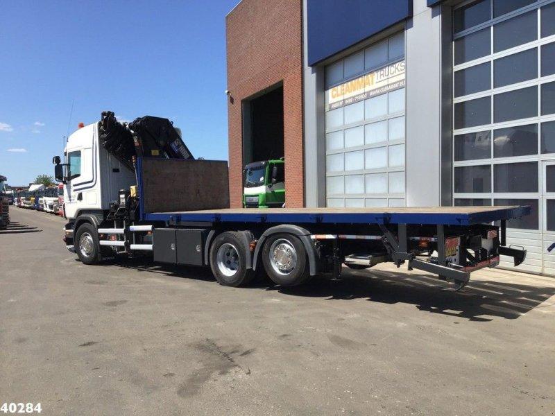 LKW tip Scania R 380 Hiab 42 ton/meter laadkraan, Gebrauchtmaschine in ANDELST (Poză 4)