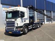 LKW typu Scania R 380 Hiab 42 ton/meter laadkraan, Gebrauchtmaschine w ANDELST