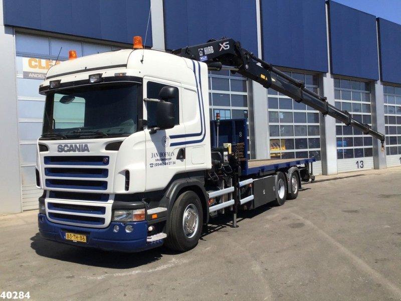 LKW tip Scania R 380 Hiab 42 ton/meter laadkraan, Gebrauchtmaschine in ANDELST (Poză 1)