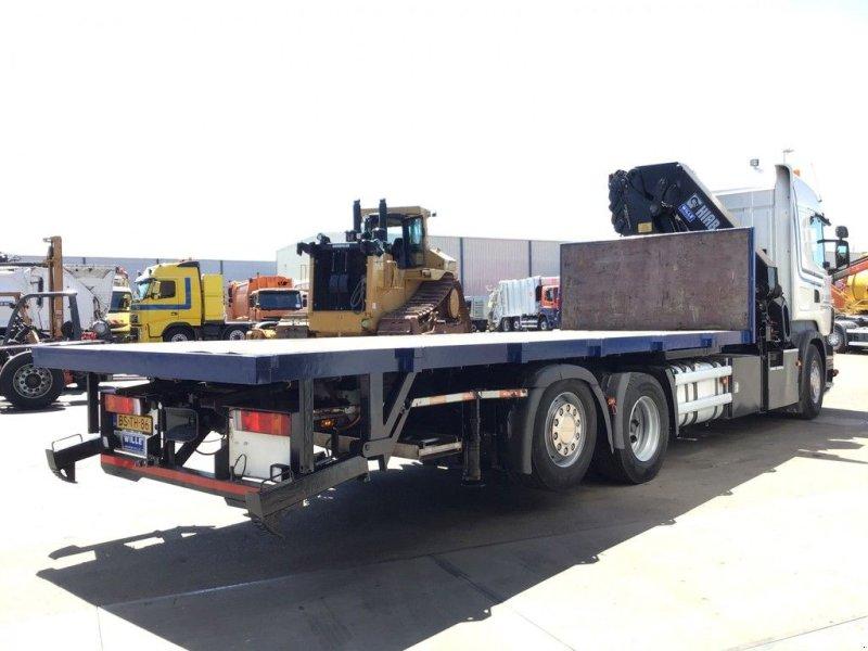 LKW tip Scania R 380 Hiab 42 ton/meter laadkraan, Gebrauchtmaschine in ANDELST (Poză 5)
