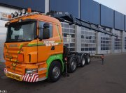 Scania R 420 8x4 Retarder Manual Hiab 80 ton/meter laadkraan kamionok