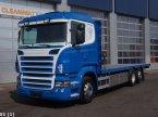 LKW του τύπου Scania R 480 Euro 5 Retarder σε ANDELST