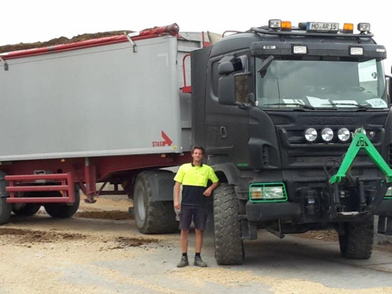 LKW typu Scania R 480, Gebrauchtmaschine w Hof (Zdjęcie 1)