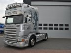 LKW des Typs Scania R 620 σε Oxfordshire
