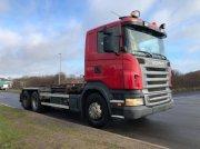 Scania R420 Med Syn ! 20 tons Sawo hejs Φορτηγό
