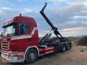 LKW des Typs Scania R480, Gebrauchtmaschine in Cuevas del Almanzora