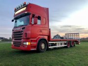 LKW a típus Scania R500 fuld luftnysynet HELT nyt lad, Gebrauchtmaschine ekkor: Faaborg