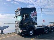 LKW типа Scania R500 Hydraulik. Nysynet, Gebrauchtmaschine в Faaborg