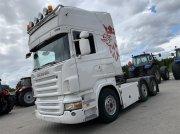 LKW типа Scania R500 V8 TWINSTEER!, Gebrauchtmaschine в Aalestrup