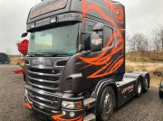 LKW a típus Scania R560 Boogi-bil, Gebrauchtmaschine ekkor: Haderup