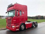 Scania R560 Fuld luft. Hydraulik Φορτηγό