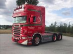 LKW a típus Scania R620 ALT i udstyr ekkor: Faaborg