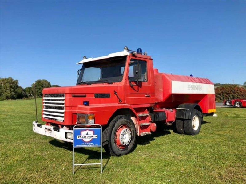 LKW типа Scania T112 Lavt km, Gebrauchtmaschine в Faaborg (Фотография 1)