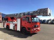 LKW tip Sonstige M.A.N. 15.264 Metz 30 meter ladderwagen, Gebrauchtmaschine in ANDELST