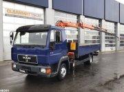 LKW типа Sonstige M.A.N. L 2000 Tirre 5 ton/meter laadkraan, Gebrauchtmaschine в ANDELST