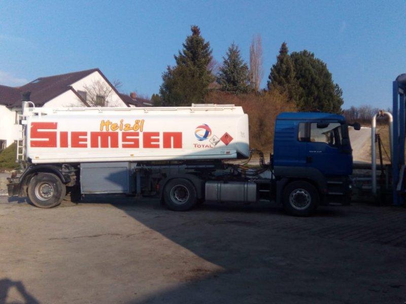 LKW des Typs Sonstige MAN TGA 18.440 + 22m³ Zubringer, Gebrauchtmaschine in Großsorheim (Bild 1)