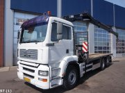 Sonstige M.A.N. TGA 28.350 Hiab 16 ton/meter laadkraan Φορτηγό