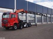Sonstige M.A.N. TGA 35.480 8x4 Palfinger 100 ton/meter laadkraan kamionok