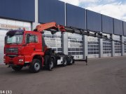 LKW του τύπου Sonstige M.A.N. TGA 35.480 8x4 Palfinger 100 ton/meter laadkraan, Gebrauchtmaschine σε ANDELST