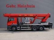 Sonstige M.A.N. TGS 26.400 6x4 Euro 6 Hydrodrive + Ruthmann T480.1 3A Radio Remo Φορτηγό