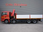 Sonstige M.A.N. TGS 35.440 8x4 Fassi F315A.2.25 E-Dynamic 5 x Hydr. Euro 6 New Nákladné auto
